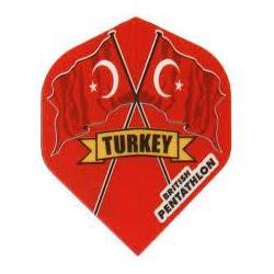 Turkey Flagge