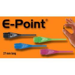 """E-Point Spitzen 27 mm 1/4"""""""