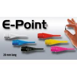"""E-Point Spitzen 20 mm 1/4"""""""
