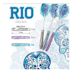 Rio 18gR blue, purple, silver