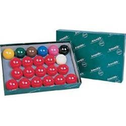 Snookerkugeln Aramith Premier 57,2mm