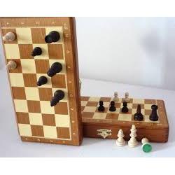 Schach magnetisch BHB