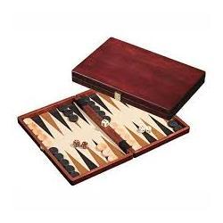 Backgammon holz