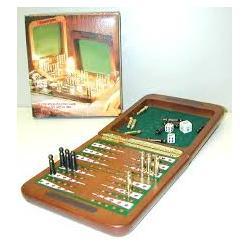 Reisebackgammon magnetisch