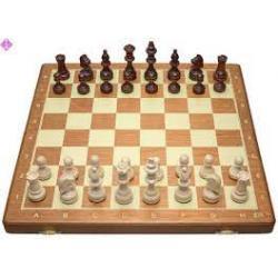 Schach BHB Tournament Nr. 4 magnetisch