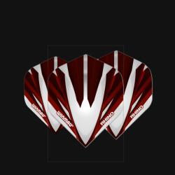 Phino Red rot-weiss-schwarz